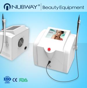 laser spider vein removal / vascular vein removal machine for skin rejuvenation Manufactures