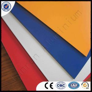 PDVF aluminium composite panel ACP ACM Manufactures