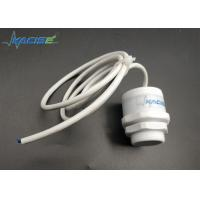 Quality Anti Corrosion Chemical Liquid Measurement / NPT PTFE Ultrasonic Level Sensor for sale