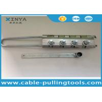 Aluminum Alloy Bolt Type Wire Rope Clamp Manufactures