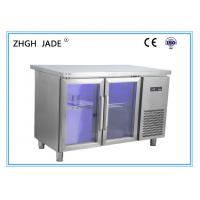 320W Digital Commercial Kitchen Refrigerator Air Cooling Model 2 - 8℃ Manufactures