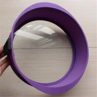 Custom Made Newest Design Silicone 9 Inch Springform Cheesecake Baking Pan With Glass Base Manufactures