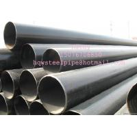 ASTM A53ERW Steel Pipe 45# 20# For Liquid Transportation , Random Length 2 - 12m 2 - 12m Manufactures