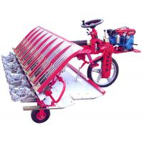 China 8 rows High speed Paddy Rice transplanter suit for farm on sale