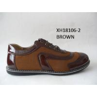 men's lace-up casual shoes Manufactures