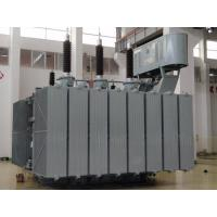 Single-phase 3 Winding Oil Immersed Power Transformer 500kV , 50HZ / 60HZ Manufactures