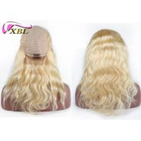 "Blonde Lace Wig Body Wave Style From 14"" - 22"" With Baby Hair No Tangle Color 613 Manufactures"
