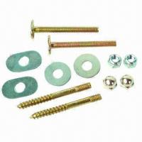 China Toilet Flange Bolt and Screw Set on sale
