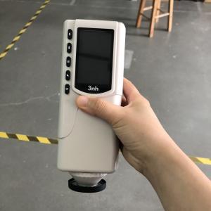 4mm Aperture CIE Lab Precision Colorimeter 3NH NR110 Manufactures