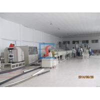 China Twin-screw Plastic Extrusion Machine / HDPE Pipe Making Machine on sale