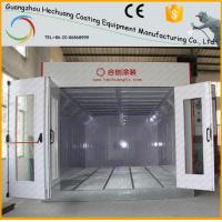 Car painting and drying cabin oven for sale HC910 professional manufacturer Manufactures