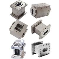 Quality Coperion ZSK58 Extruder Barrel Elements , Double Screw Extruder Spare Parts for sale
