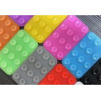 Multi Colored Silicone Rubber Button Pad With Custom Logo Printed / Embossed Manufactures