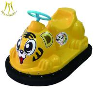 Hansel children toys and coin operated game machine with car bumper for kids Manufactures