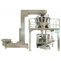 VFFS Automatic Pouch Packing Machine For Flower Fertilizer / Dry Powder Manufactures