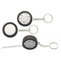 keyring with tape measure Manufactures