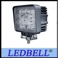 China 27W Color Outdoor Led Flood Lights , Flood Beam Pattern on sale