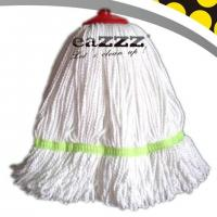 China Washes easily and dry faster microfiber dust mop with metal handle on sale