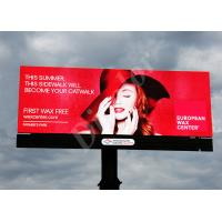 P10 LED Screen Advertising Outdoor Led Video Display Stable Performance Manufactures