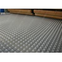 Dimpled Drainage Board Production Machine Line With Waterproof Non Woven Geotextile Manufactures