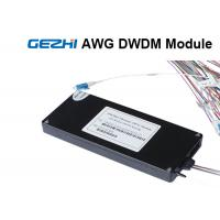 32 Channels Athermal Multiplexer And Demultiplexer For Wavelength Routing Manufactures