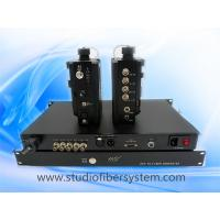 Studio live link fiber system with CONEC water-resistant RJ45 IP-67 connector for protection (JM-EFP-G19) Manufactures