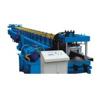 Roofing Panel C Channel Roll Forming Machine , C Purlin Forming Machine