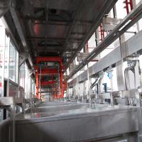China Large Aluminium Titanium Anodize Plant / Anodic Oxidation Machine Line on sale