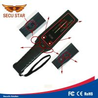 Lightweight High Sensitive Portable Hand Scanner For Security Check Equipment Manufactures