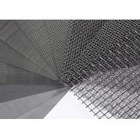 SS 316 304 Stainless Steel Wire Mesh / Woven Wire Mesh Panels Solvent Resistant Manufactures