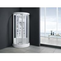 China Monalisa M-8226 acrylic material shower and steam room intelligent steam massage sauna room shower and steam cabin on sale