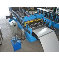 Bemo Standing Steel Tile Forming Machine For Colored Galvanized Sheet Manufactures