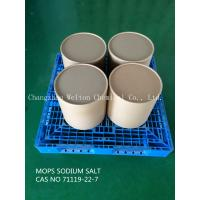 China CAS 71119-22-7 Chemical Buffers MOPS White Free Flowing Powder , Sodium Salt on sale
