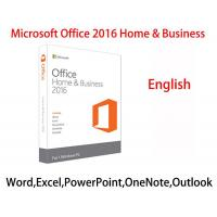 100% Online Activation Microsoft Office 2016 Home And Business Product Key For Windows Manufactures