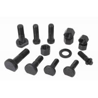 China segment bolts and nuts for undercarriage on sale