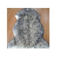 China Soft Warm Cozy Australian Sheepskin Rug Handmade For Children Room Fun Time on sale