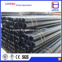 Large Diameter Thick Wall LSAW Welded Steel pipe stainless weld steel pipe//SS welded pipe/Furniture tube Manufactures