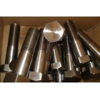 Inconel 718 Nickel Alloy Fasteners Hex Head Screw DIN 961 UNS N07718 Manufactures