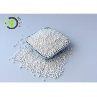China Long Service Life Activated Alumina Balls For Hydrogen Peroxide Size 3.0-5.0mm on sale