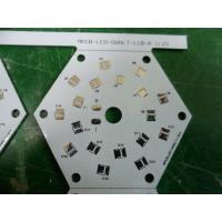 Professional Single side LED Lighting PCB LED Printed Circuit Board for Bulbs Manufactures