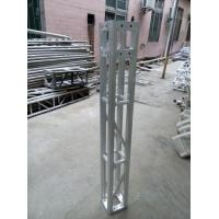 1.5m Mini Aluminum Stage Truss , Non-toxic Light Duty Truss Manufactures