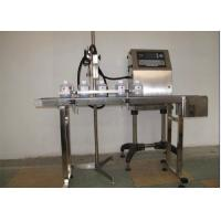 Automatic Code Inkjet Expiry Date Printing Machine CE Electric Driven Type Manufactures