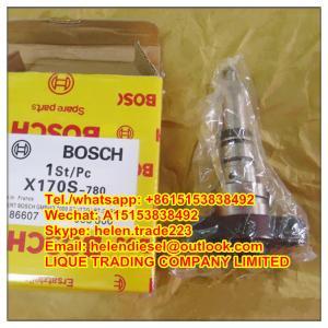 China 100% original BOSCH X170S Diesel Fuel Pump Plunger , genuine and new 2418455179 on sale