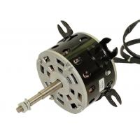 1350RPM / 100w Axial Fan Motor Single Phase Motors For Air Conditioner , 115V 6 Poles Manufactures