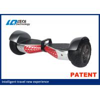 China Remote Control 2 Wheel Electric Scooter No Handrail With LED Light Battery Reminder on sale