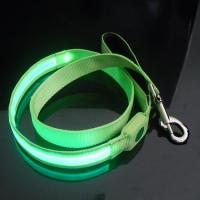 2012 Unique Woven LED Dog Leashes Manufactures