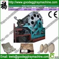 China High quality egg/cake tray making production line on sale
