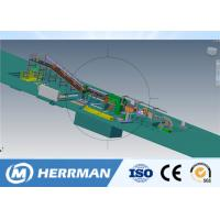 China High Efficiency Copper Continuous Casting Machine / Ccm Continuous Casting Machine on sale
