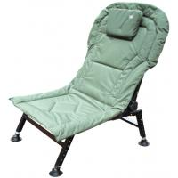 China Comfortable damp - proof lightweigh carp fishing chair / carp fishing beds / camping chair on sale