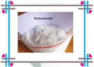 China 99% Assay Dutasteride Pharmaceutical Raw Materials Male Sex Hormones CAS 164656-23-9 on sale